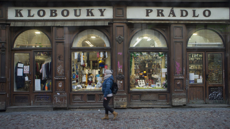 Have you ever been to Praha?